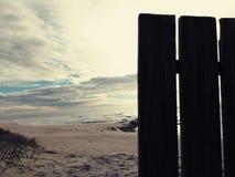 Beach. Desert beach day Stock Photography