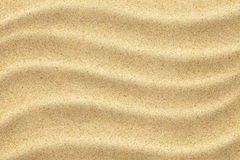 Beach or desert sand background Stock Photos