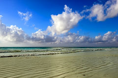 Beach Diani Royalty Free Stock Images