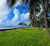 Beach Diani Royalty Free Stock Photography