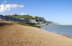 Beach in Dover Royalty Free Stock Photography
