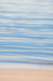 Beach. A dreamy beach scene more impressionist than real life stock image