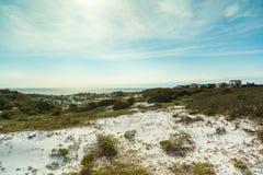 Beach Dunes Stock Photography