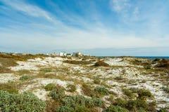 Beach Dunes Royalty Free Stock Photography