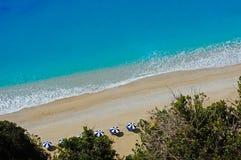 Beach Egremni Royalty Free Stock Photo