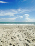 Beach - Emerald Isle, NC Royalty Free Stock Photo