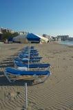 Beach equipment Royalty Free Stock Photo
