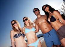Beach Fashion stock photo