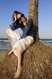 Beach fashion Stock Image