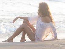 Beach fashion Stock Photos