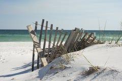 Free Beach Fence Royalty Free Stock Photo - 30094145