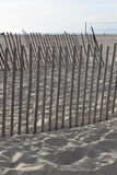 Beach Fence Royalty Free Stock Photos