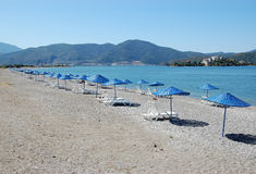 Beach in Fethiye Stock Photo