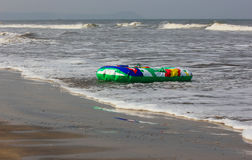 Beach Float Stock Image