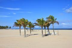 Beach in Florida Stock Photos