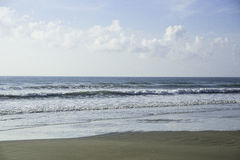 Beach in Florida Stock Image