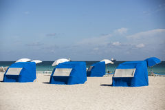 Beach in Florida, USA. Royalty Free Stock Image
