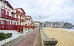 Saint-Jean-de-Luz, France Stock Image