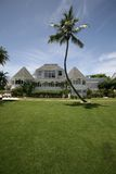 Beach Front Estate Home. An estate home on Sanibel/Captiva island in Florida stock photography