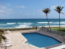 Beach Front Property Stock Photos