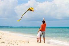 Beach fun Royalty Free Stock Image