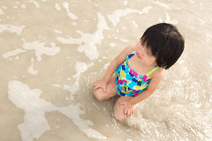 Beach fun Stock Photography