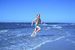 Beach fun Royalty Free Stock Images