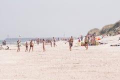 beach fun Στοκ Φωτογραφία