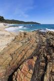 Beach Gigaro Stock Photo
