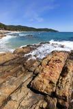 Beach Gigaro Stock Image