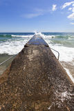 Beach Gigaro Royalty Free Stock Photography