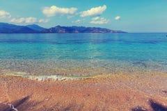 Beach on Gili Royalty Free Stock Photography