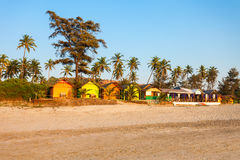 Beach in Goa, India Royalty Free Stock Photography