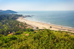 Beach in Goa, India Stock Photography