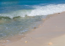 Beach at Grand Turk Royalty Free Stock Photos