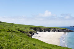 Beach Great Blasket Island, Ireland Royalty Free Stock Photo