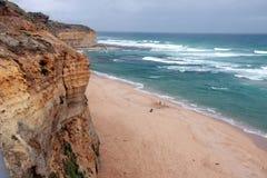 The Great Ocean Road beach - Australia Royalty Free Stock Photos