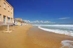 Beach of Guardamar Royalty Free Stock Photos