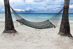 Beach Hammock Stock Photography