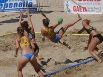Free Beach Handball Gaeta 2018 Royalty Free Stock Images - 131779789