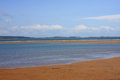 Beach at Haverigg Royalty Free Stock Images
