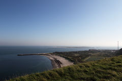 Beach of Heligoland and Duene Royalty Free Stock Images