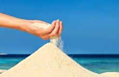 Beach hobby Stock Image