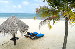 Beach holiday Stock Image