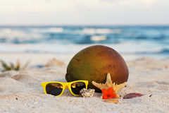 Beach holiday Royalty Free Stock Photography