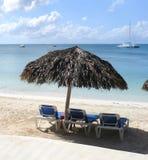 Beach holiday scenery Royalty Free Stock Photography