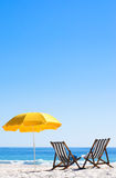 Beach holiday Royalty Free Stock Images