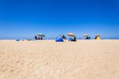 Beach Holidays Royalty Free Stock Photos