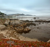 Beach home Carmel, California Stock Photo