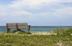 Beach at Honeymoon Island, Florida 2 Stock Photos